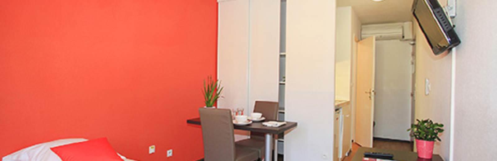 Odalys campus le tholonet student housing for Aix carrelage le tholonet