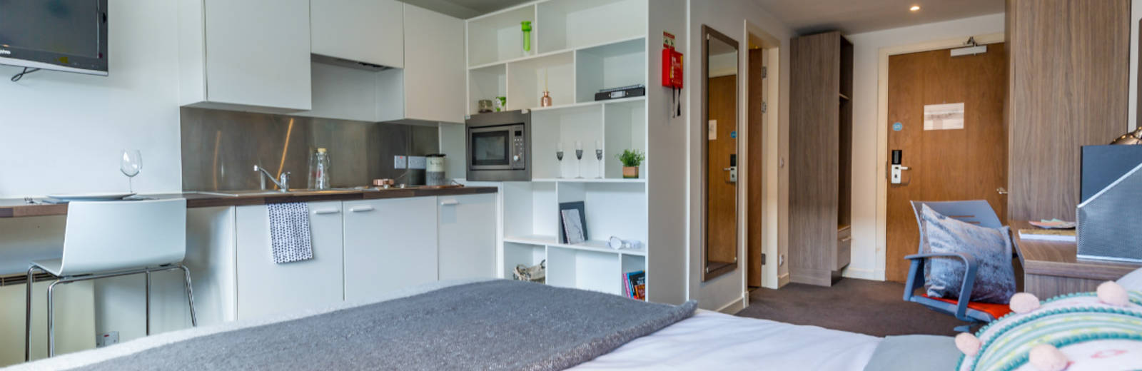 Gallery Apartments Glasgow Student Housing • Reviews ...