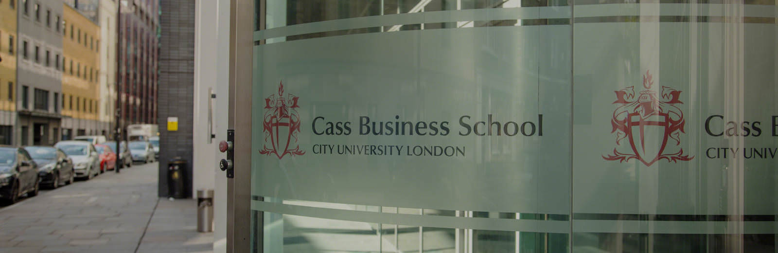 Cass Business School Student Room