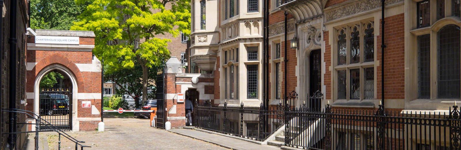 Queen Mary University Of London Charterhouse Square