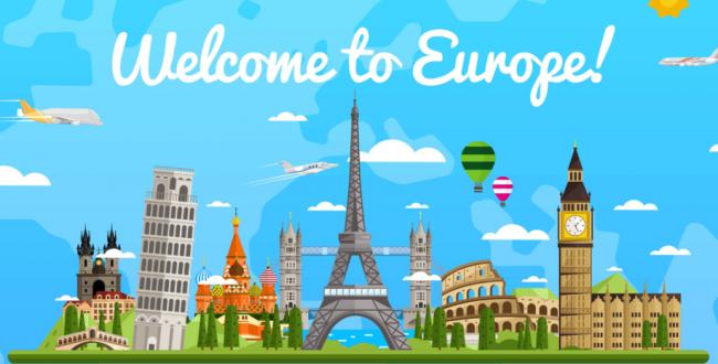 留学英国,游遍欧洲!留学生必备攻略!