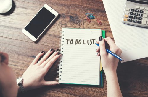 To-Do List | 海外留学第一周我们都要做些什么?
