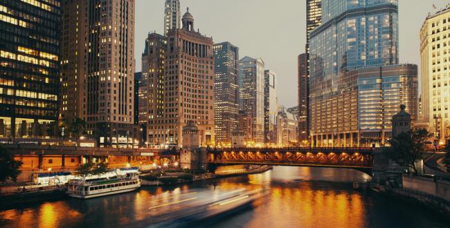 美国那么大,为什么你偏偏就爱芝加哥?