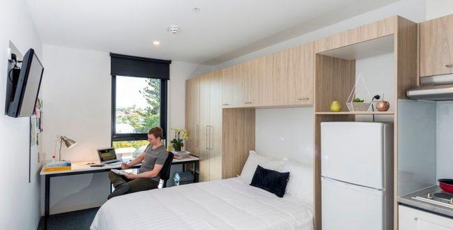 住在昆士兰大学宿舍格局太小?16公顷南岸公园附近房屋出租等你来!