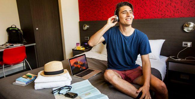 运气真好,刚退掉莫纳什大学的学生宿舍,就找到了优质的出租房屋!