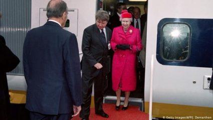 乘火车从伦敦到欧洲大陆,高铁老用户的新体验