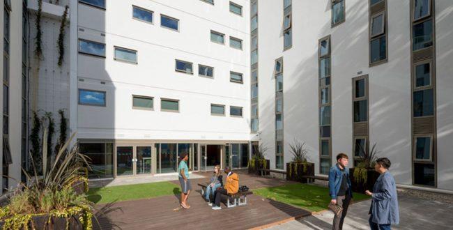 """在诺丁汉大学租房,美拍""""九宫格""""已集齐"""