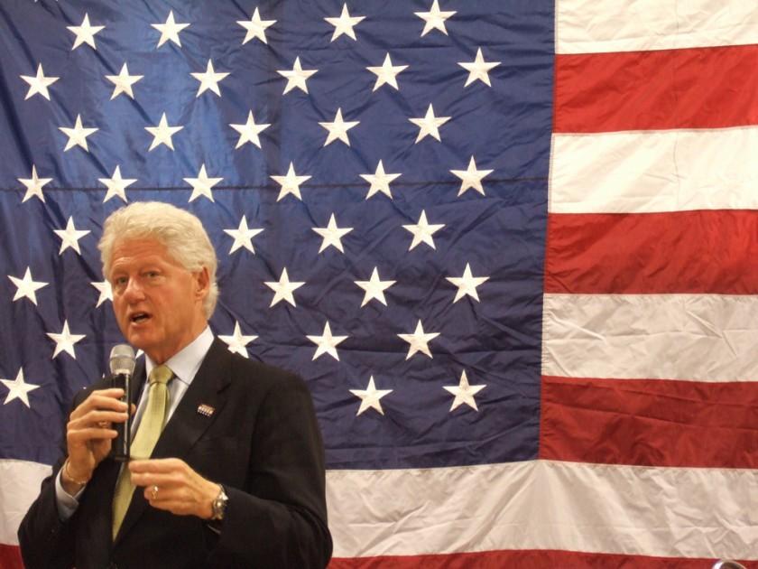 Celebrities International Students- Bill Clinton