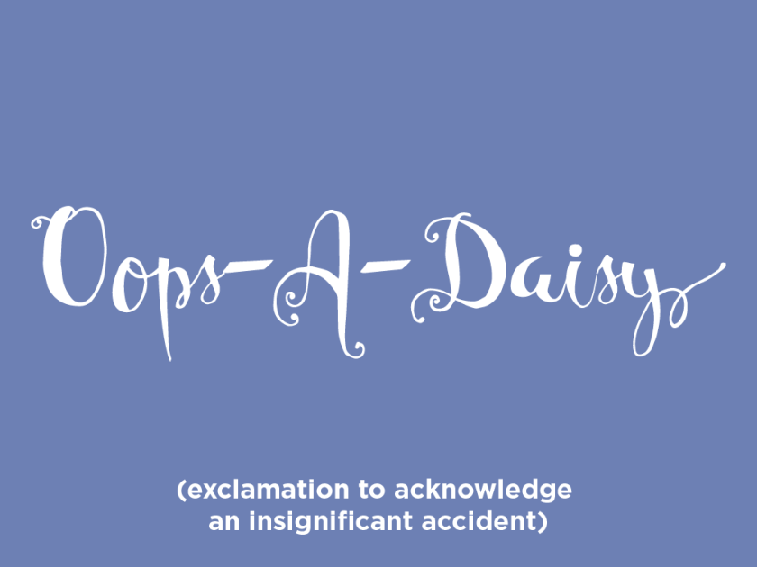 ops a daisy