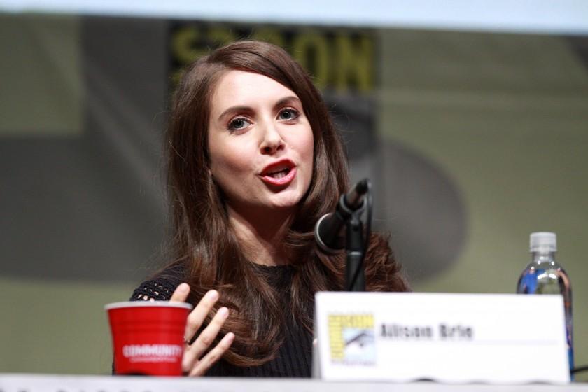 Celebrities International Students _Alison Brie