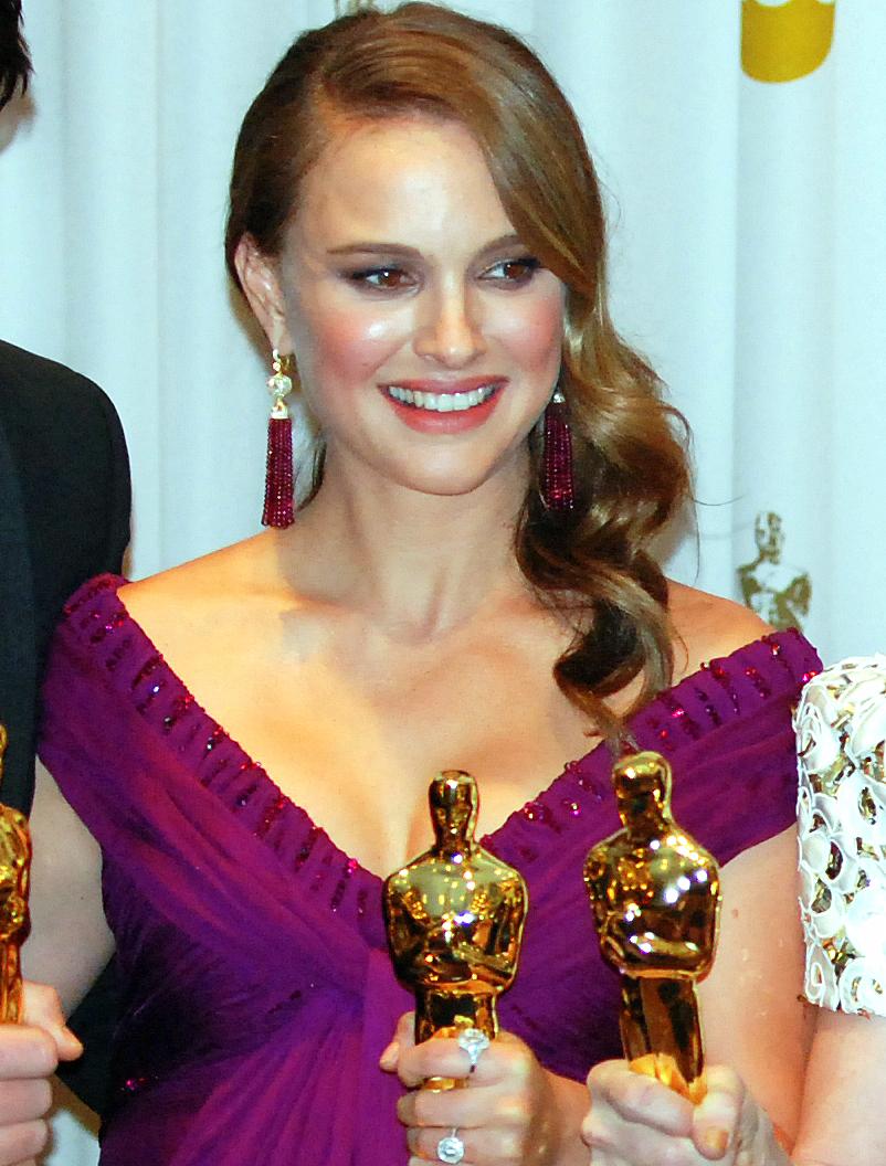 Celebrities International Students _Natalie_Portman