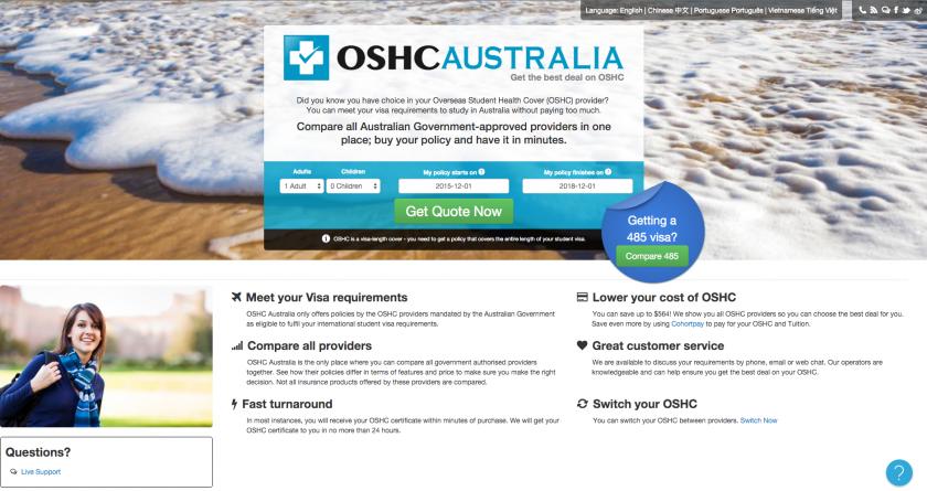 Study_in_Australias_website_oshcaustralia.com