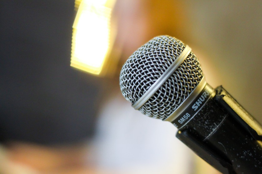 Get Top Marks At University microphone