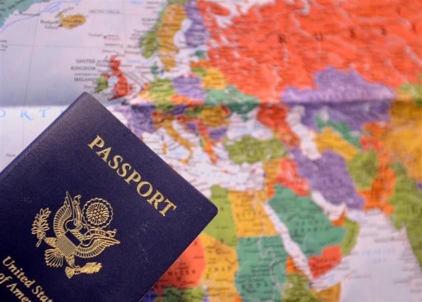 nz visa study guide passport map