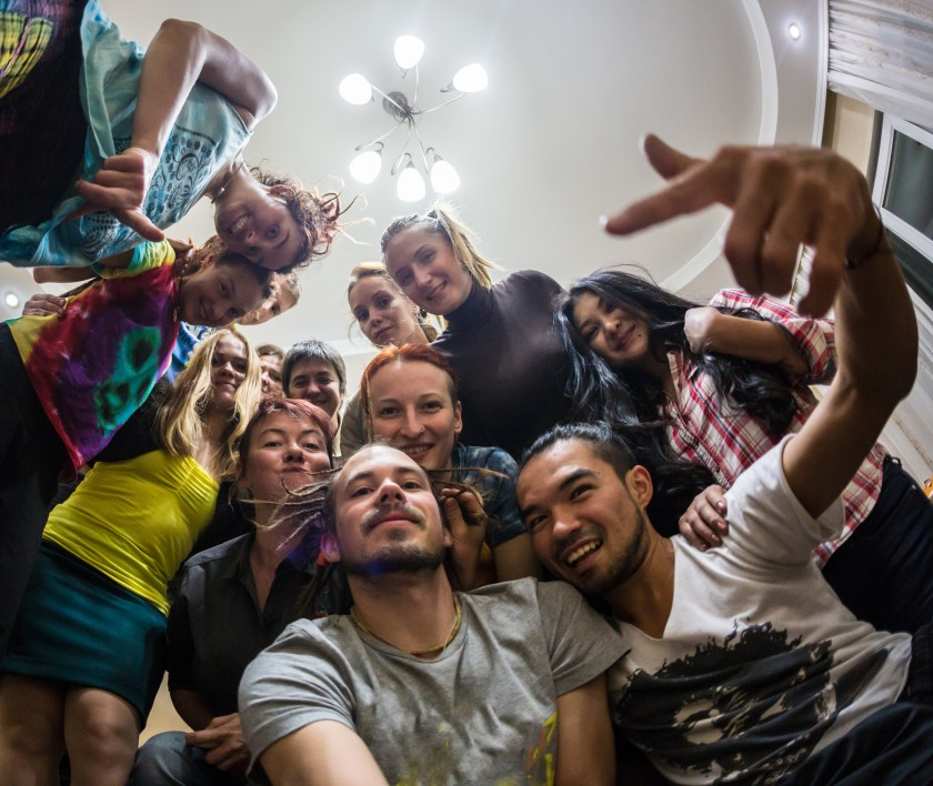 throw a party_make local friends when studying abroad