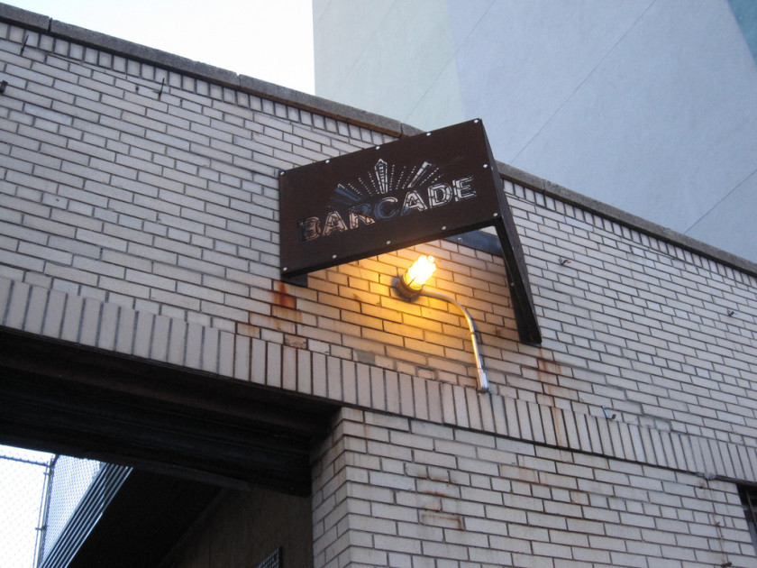 study in the US: Barcade