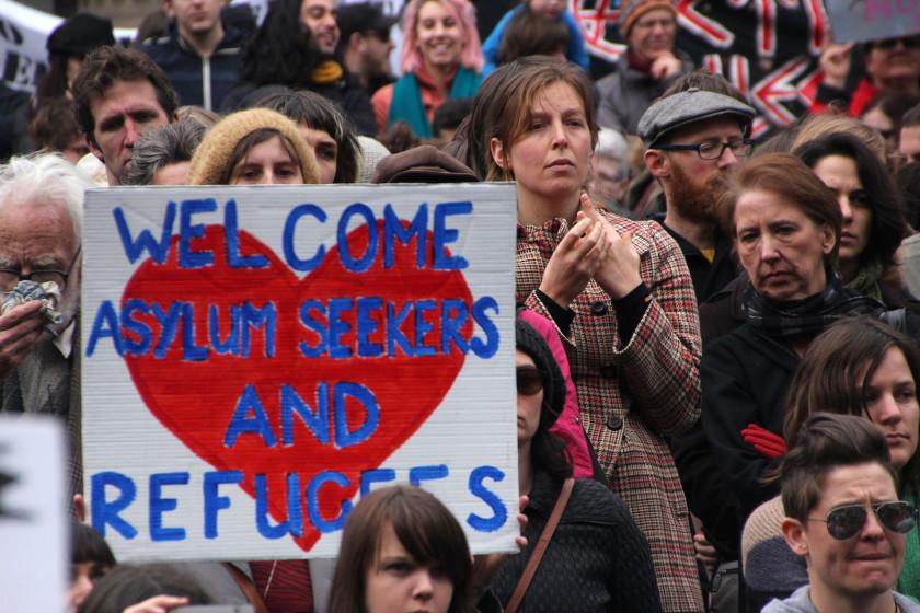 2015 student news: refugees