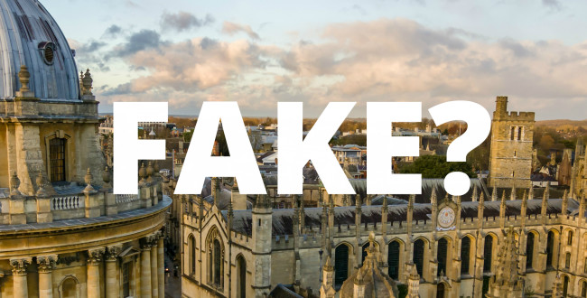 12 Real And Fake Oxbridge Interview Questions