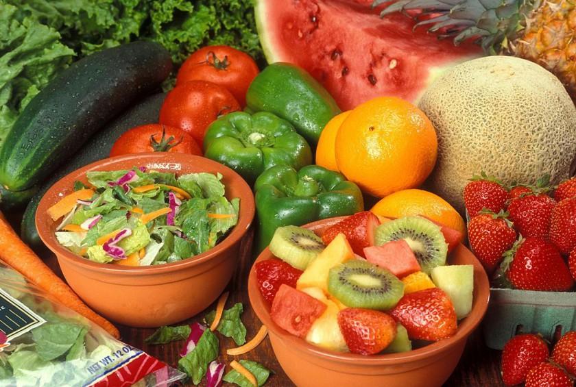 New University Term Resolutions vegetables