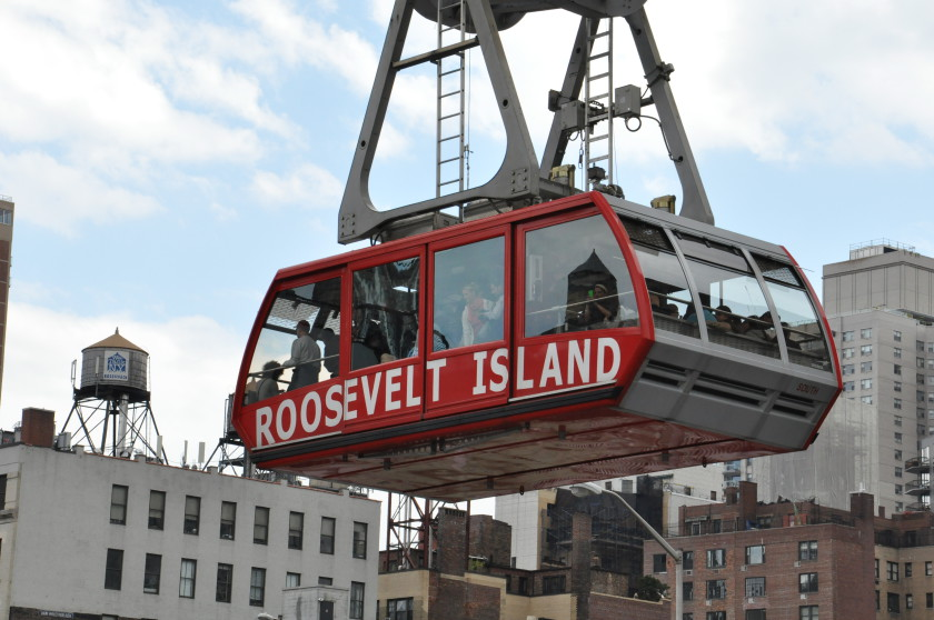 study in the US: Roosevelt Island