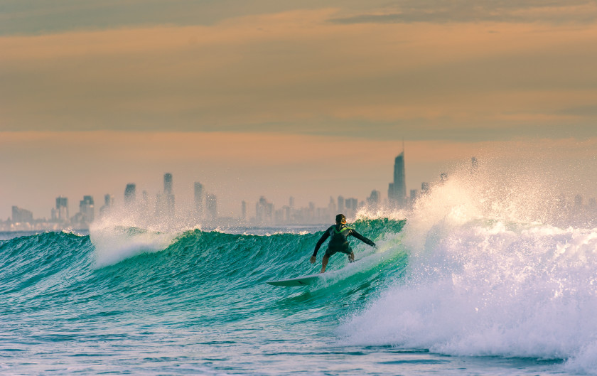 Best Places to Study Abroad : gold coast