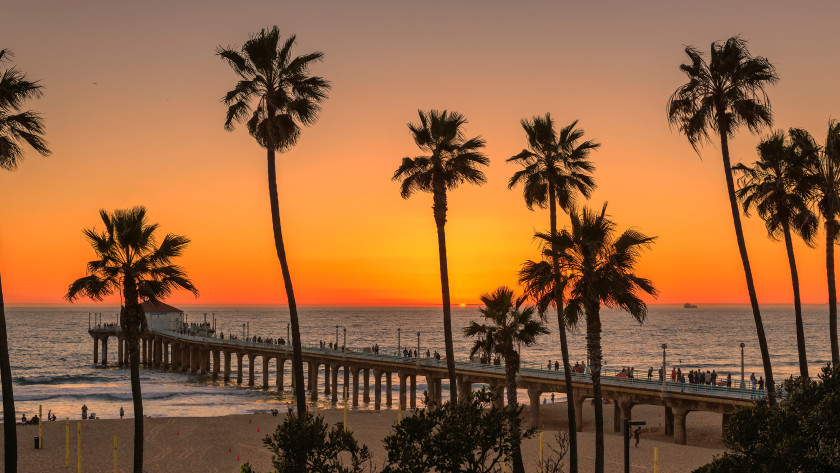 Best Places to Study Abroad beaches: los angeles
