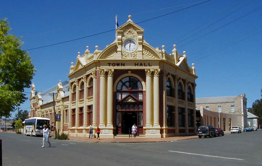 study in australia: york historic town