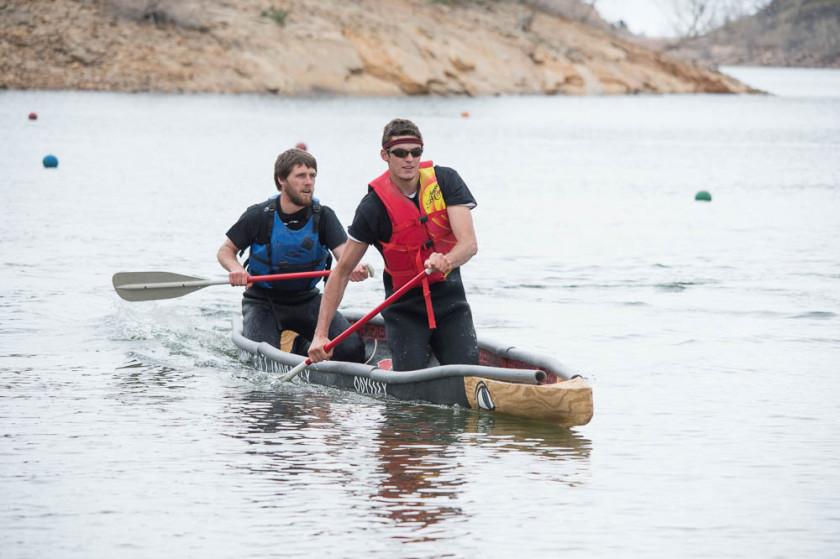student societies: concrete canoe