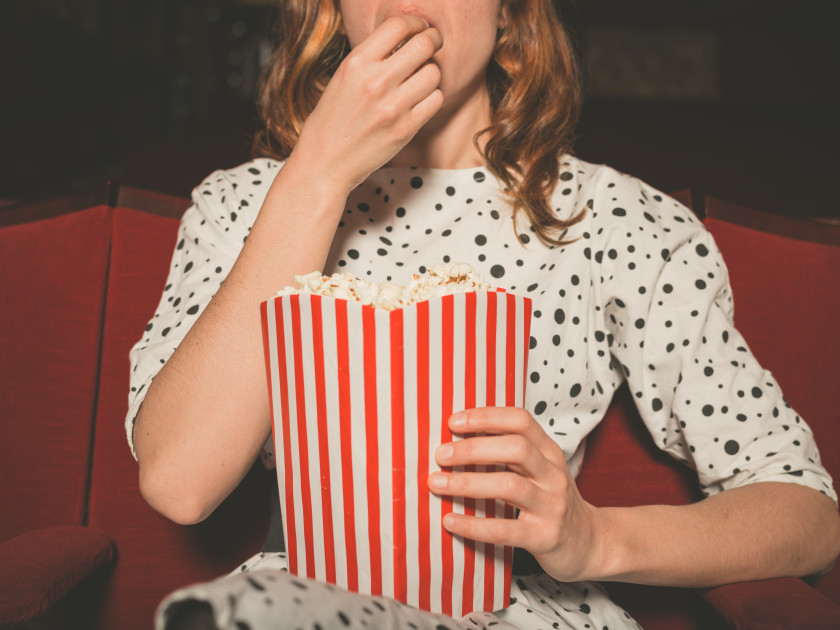 7 Places To Go If You're Feeling Down at University_Cinema