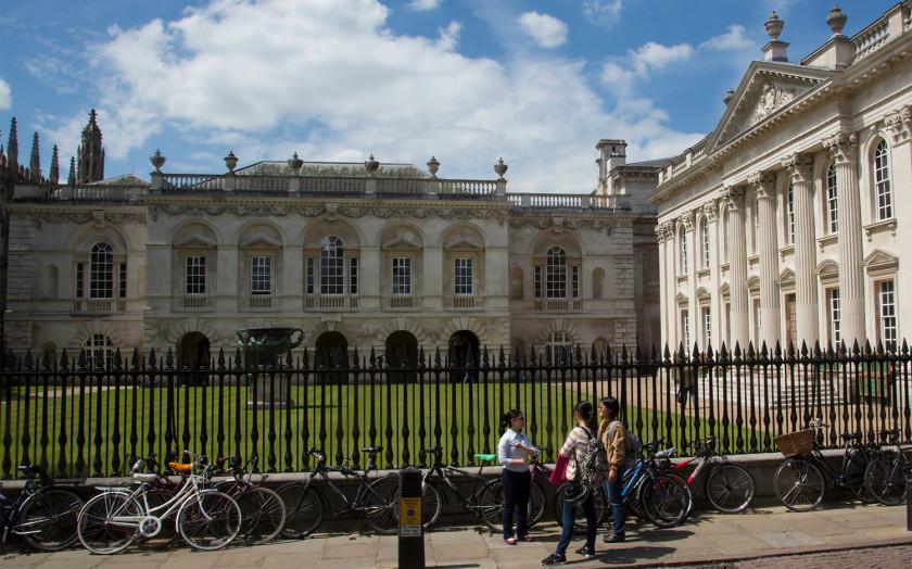 Best Universities for Getting a Job Cambridge University