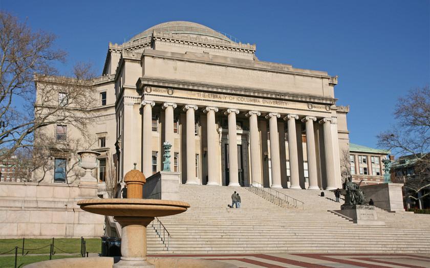 Best Universities for Getting a Job Columbia University