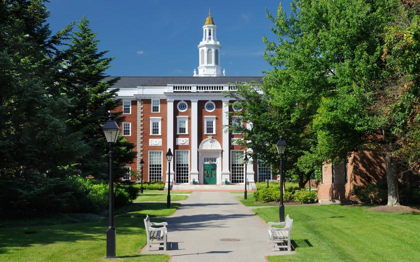Best Universities for Getting a Job Harvard University