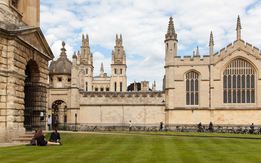 Best Universities for Getting a Job Oxford University