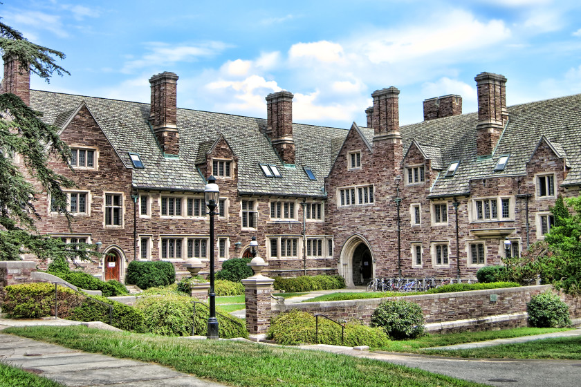 Best Universities for Getting a Job Princeton University