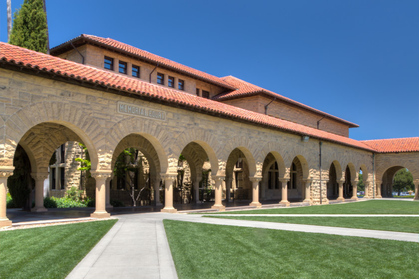 Best Universities for Getting a Job Stanford University
