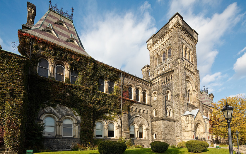Best Universities for Getting a Job Toronto University