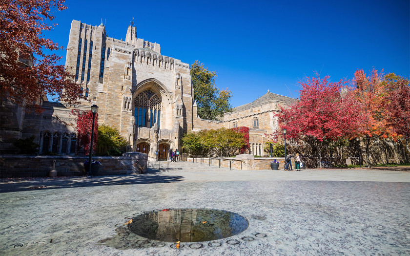 Best Universities for Getting a Job Yale University