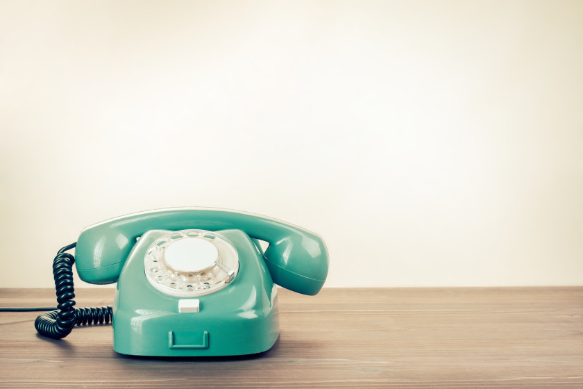 English phrases Give you a bell old fashioned telephone