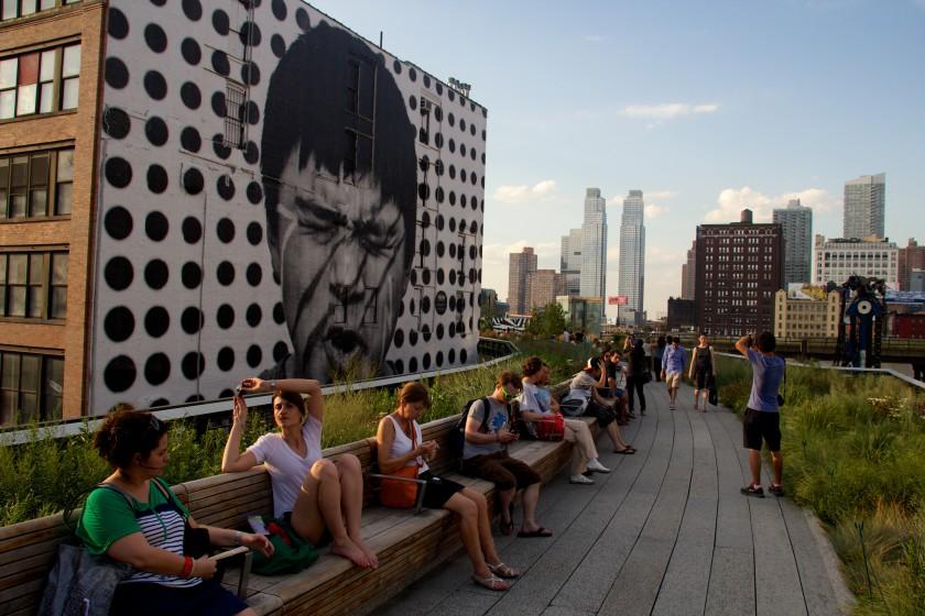 NYC Student Life Hacks - High Line
