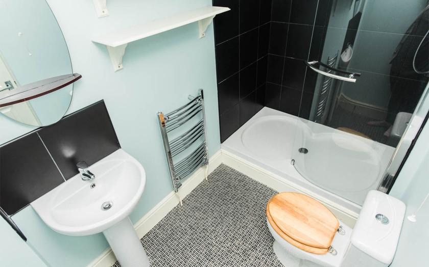 Student.com Room Types Bathroom Types
