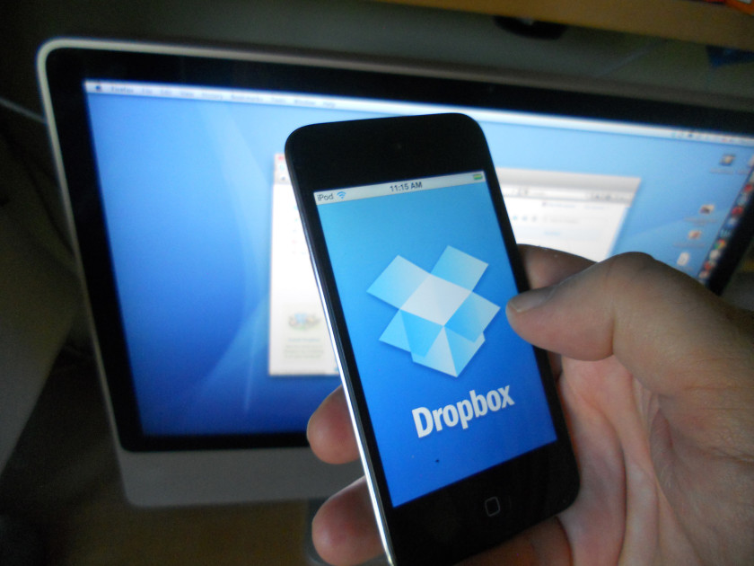 dropbox businesses started by students