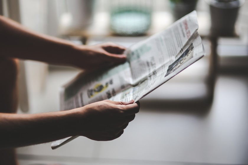newspaper ways to boost your cv