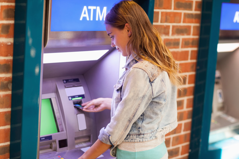 Student Bank Account In The UK_ atm