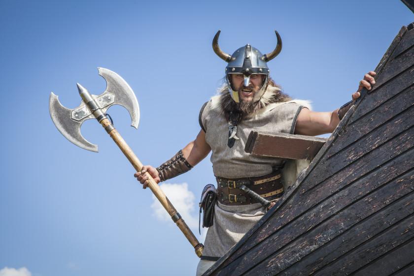 weirdest student societies: viking