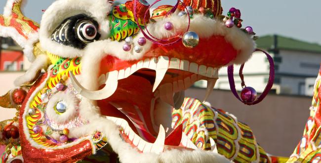 Chinese New Year Celebrations Across The UK 2016
