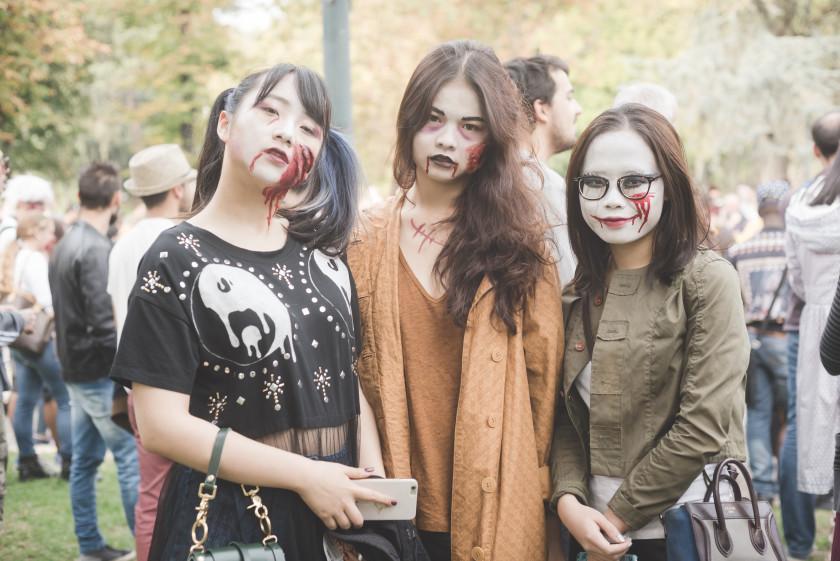 weirdest student societies: zombie