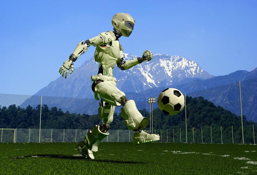 weirdest student societies: robot football