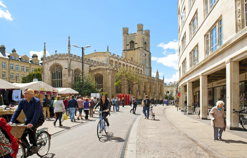 10 Bike Friendly Student Cities_Cambridge