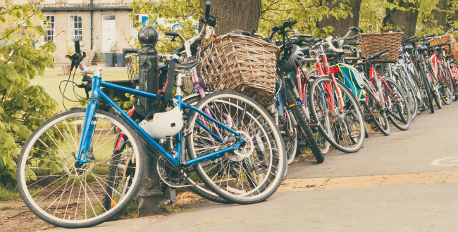 Top 10 Bike-Friendly Student Cities