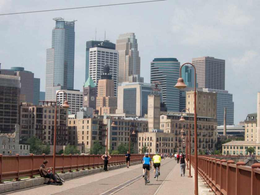 10 Bike Friendly Student Cities_Minneapolis